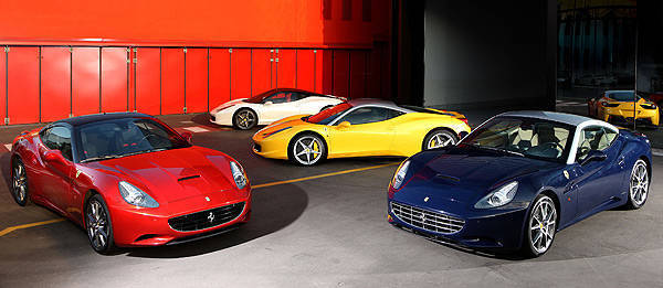 TopGear.com.ph Philippine Car News - More Ferrari customers opting for other color than red