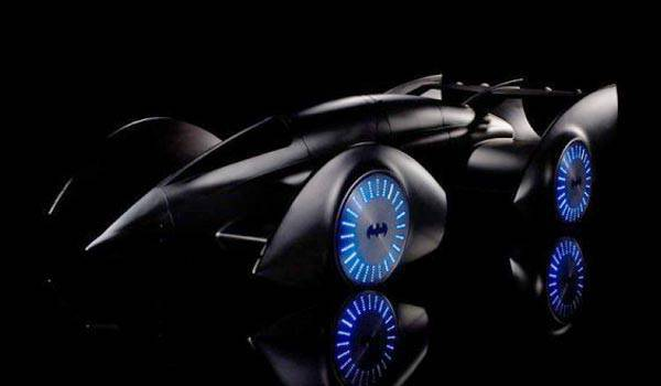 Gordon Murray's Batmobile
