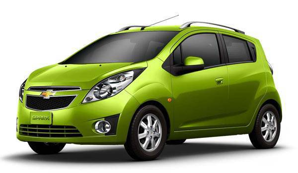 Chevrolet Spark now has 1.0-liter variants