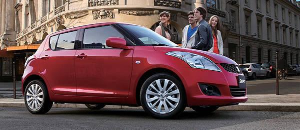 TopGear.com.ph Philippine Car News - Suzuki Philippines launches all-new Swift