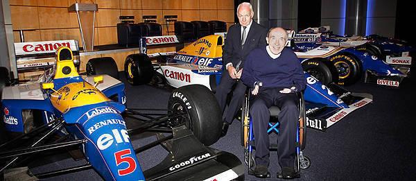 TopGear.com.ph Philippine Car News - Williams, Renault revive legendary partnership for 2012 Formula 1 season