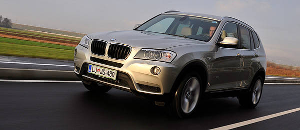 TopGear.com.ph Philippine Car News - BMW recalls all-new X3 over potential power steering malfunction