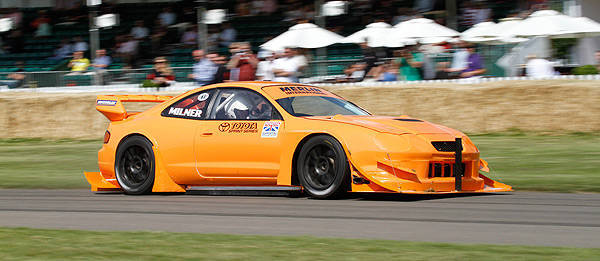 TopGear.com.ph Philippine Car News - Toyota Celica beats F1 cars to become fastest car at Goodwood 2011