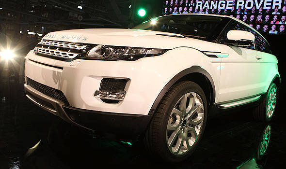 TopGear.com.ph Philippine Car News - Land Rover begins production of Range Rover Evoque