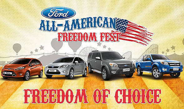 TopGear.com.ph Philippine Car News - Ford Promo: The freedom to choose from three different packages