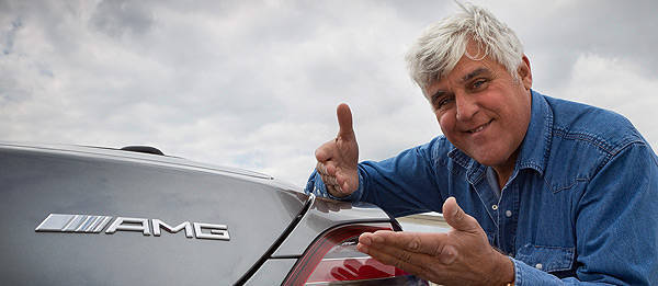 TopGear.com.ph Philippine Car News - Jay Leno visits AMG headquarters, helps assemble V8 engine