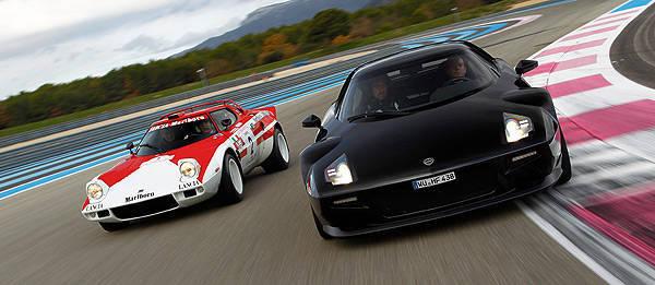TopGear.com.ph Philippine Car News - Ferrari blocks production of New Stratos