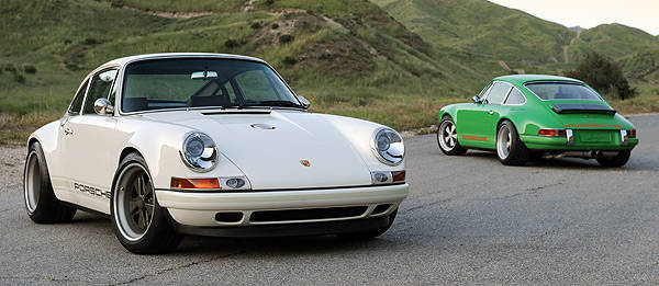 TopGear.com.ph Philippine Car News - Singer Vehicle Design teams up with Cosworth, Aria Group for its retro Porsche 911s
