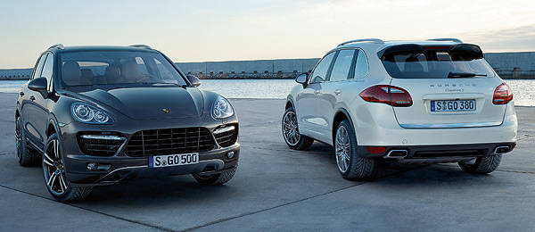 TopGear.com.ph Philippine Car News - Porsche to boost Cayenne production – report