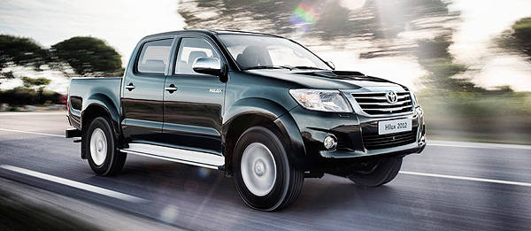 TopGear.com.ph Philippine Car News - Toyota shows off refreshed Hilux