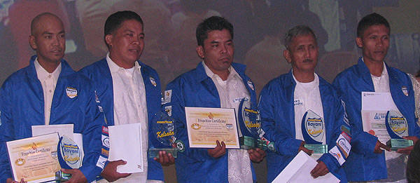TopGear.com.ph Philippine Car News - Goodyear names 2011 Bayani ng Kalsada awardees
