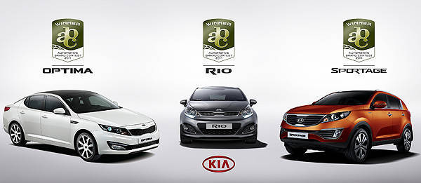 TopGear.com.ph Philippine Car News - Kia snags four design awards in first-ever Automotive Brand Contest