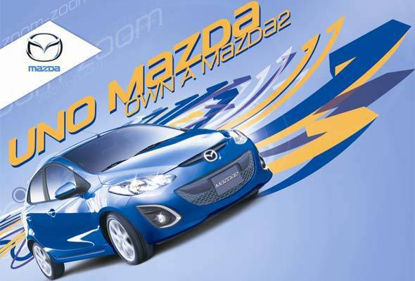 Mazda Starter Plan promo