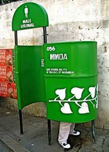 MMDA urinal photo from synthesistblog.com