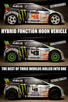 "TopGear.com.ph Philippine Car News - Ken Block's goes the ""hybrid"" route with his new car"