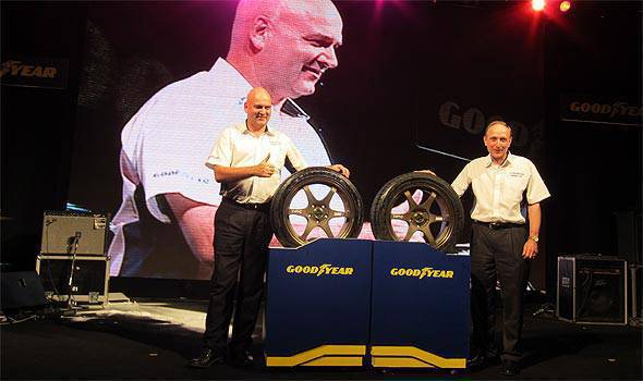 Goodyear  Eagle F1 launch