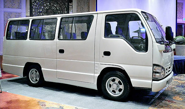 Isuzu Philippines Launches Nhr I Van