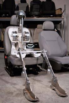 Oscar seat comfort instrument