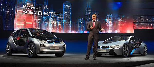TopGear.com.ph Philippine Car News - BMW unveils first two 'i' sub-brand concept cars