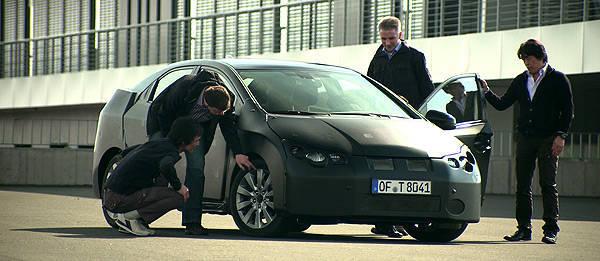 TopGear.com.ph Philippine Car News - Honda to launch European-market Civic at Frankfurt Motor Show