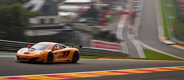 TopGear.com.ph Philippine Car News - McLaren advances 12C GT3's development program