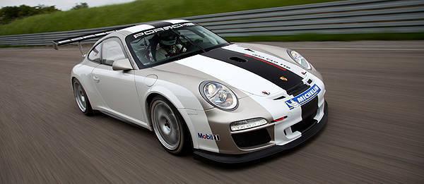 TopGear.com.ph Philippine Car News - Porsche's tweaks its 911 GT3 Cup race car