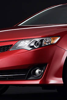 TopGear.com.ph Philippine Car News - Toyota tweets teaser photo of the next-generation Camry