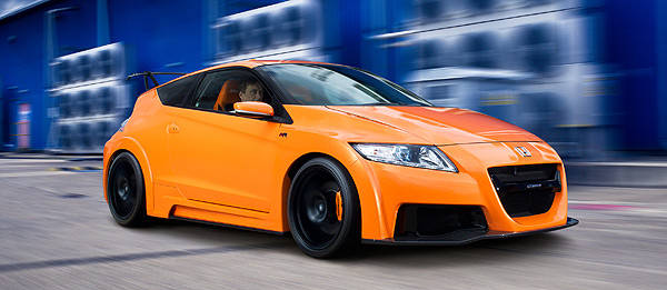 TopGear.com.ph Philippine Car News - Mugen Japan comes up with CR-Z Mugen RR Concept
