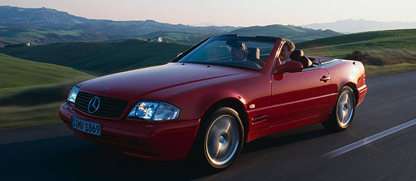 TopGear.com.ph Philippine Car News - Coach parts with Mercedes-Benz SL for $20