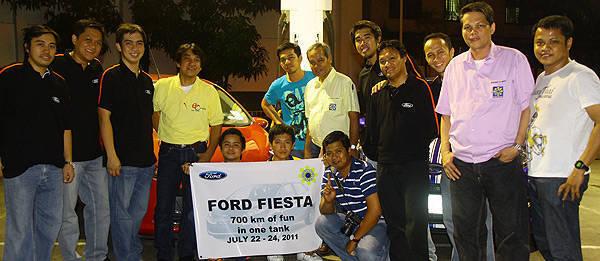 TopGear.com.ph Philippine Car News - Ford Fiesta achieves 19km/L in local fuel economy run