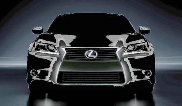 Lexus GS details