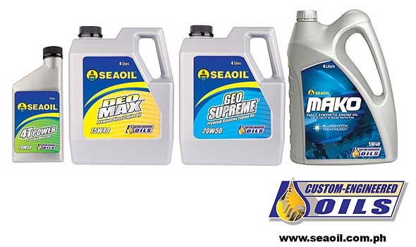 Seaoil products
