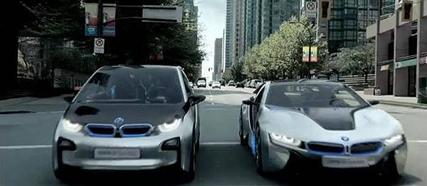 TopGear.com.ph Philippine Car News - BMW shows off i3 and i8 concepts in video