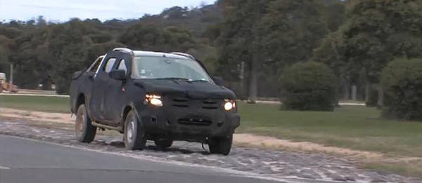 TopGear.com.ph Philippine Car News - Video shows Ford subjecting the next-generation Ranger to durability tests