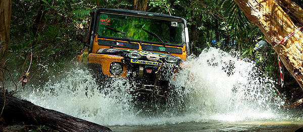TopGear.com.ph Philippine Car News - Team Land Rover Philippines prepares for Malaysia Rainforest Challenge