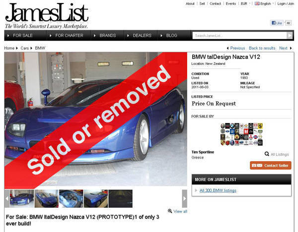 TopGear.com.ph Philippine Car News - Is the Sultan of Brunei selling his supercar collection