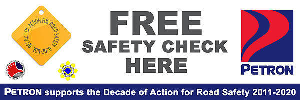 TopGear.com.ph Philippine Car News - Petron's free safety check now offered all-year-round