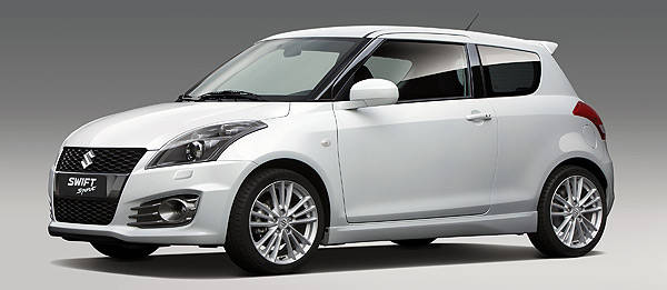 TopGear.com.ph Philippine Car News - Frankfurt preview: All-new Suzuki Swift Sport
