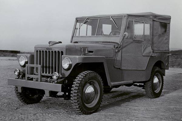 1951 Toyota BJ Land Cruiser