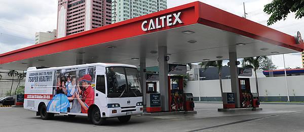 TopGear.com.ph Philippine Car News - Caltex Philippines launches anti-TB drive