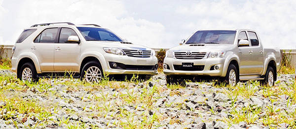 TopGear.com.ph Philippine Car News - Launched: New Toyota Fortuner, Hilux