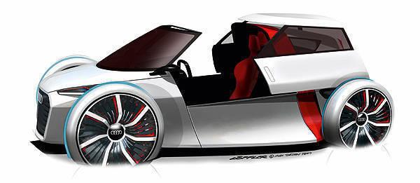 TopGear.com.ph Philippine Car News - Frankfurt preview: Audi urban concept Sportback, Spyder