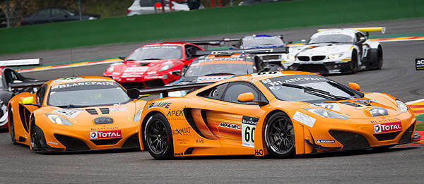 TopGear.com.ph Philippine Car News - McLaren GT reveals first customers of MP4-12C GT3