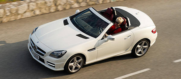 TopGear.com.ph Philippine Car News - Mercedes-Benz SLK gets diesel engine