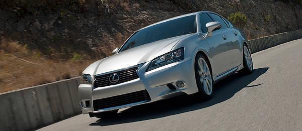 TopGear.com.ph Philippine Car News - Lexus reveals all-new GS