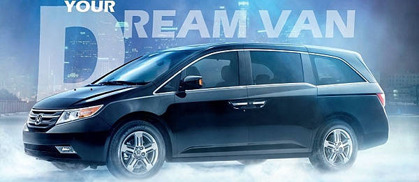 TopGear.com.ph Philippine Car News - Honda Odyssey now available at Honda Cars Kalookan