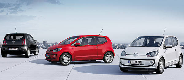 TopGear.com.ph Philippine Car News - Volkswagen up! is 2012 World Car of the Year