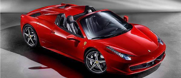 TopGear.com.ph Philippine Car News - Frankfurt preview: Ferrari 458 Spider