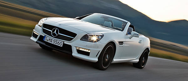TopGear.com.ph Philippine Car News - Mercedes-Benz launches SLK 55 AMG