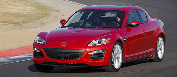 TopGear.com.ph Philippine Car News - Mazda kills the RX-8